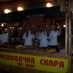 Serbian grill (the best!)